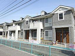 愛知県海部郡大治町大字西條字佐渡の賃貸アパートの外観