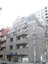 プリンセスコート東麻布[3階]の外観