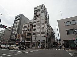 京都府京都市下京区立中町の賃貸マンションの外観
