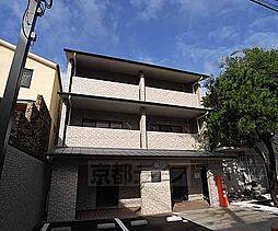 京都府京都市中京区三本木5丁目の賃貸マンションの外観