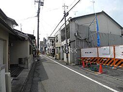 ベラジオ京都西院ウエストシティ[105号室号室]の外観