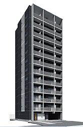 ブルースクエアー響IV[702号室]の外観