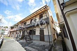 兵庫県神戸市須磨区妙法寺字大門の賃貸アパートの外観