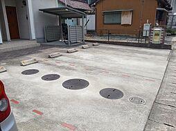 愛知県北名古屋市徳重本郷の賃貸アパートの外観