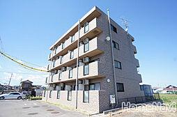 三重県鈴鹿市東玉垣町の賃貸マンションの外観