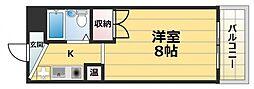 ターミナルプラザ[5階]の間取り