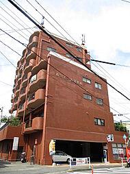 長崎県長崎市稲田町の賃貸マンションの外観