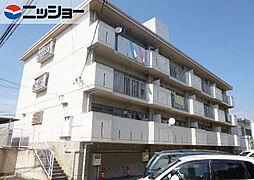 レジデンス蟹江[2階]の外観