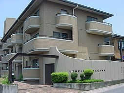 京都府京都市山科区音羽前田町の賃貸マンションの外観