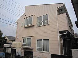 ハイム柳沢[2階]の外観
