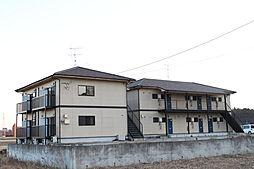 オレンジロードハイツA[2-1号室]の外観