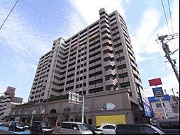 福岡県北九州市小倉北区上到津2丁目の賃貸マンションの外観
