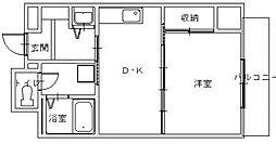 道ノ尾駅 5.0万円