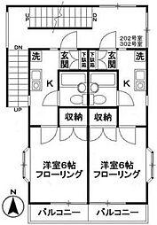 武蔵境駅 5.6万円