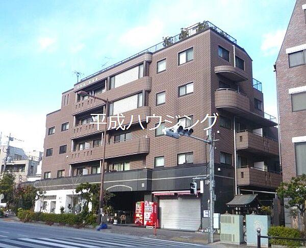観音ビル 3階の賃貸【東京都 / 新宿区】