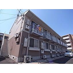 奈良県生駒市辻町の賃貸アパートの外観
