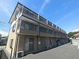 千葉県佐倉市下志津の賃貸アパートの外観