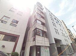 兵庫県神戸市東灘区甲南町4丁目の賃貸マンションの外観