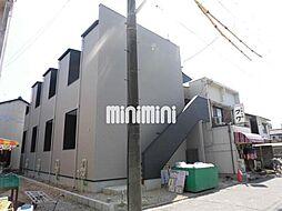 愛知県名古屋市南区鶴里町2丁目の賃貸アパートの外観