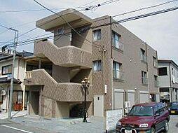 栃木県宇都宮市塙田4丁目の賃貸マンションの外観