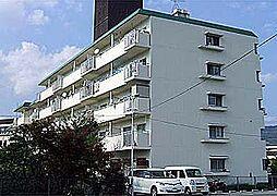 京都府京都市西京区大枝西長町の賃貸マンションの外観