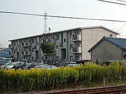 サンパティーク西田[202号室]の外観