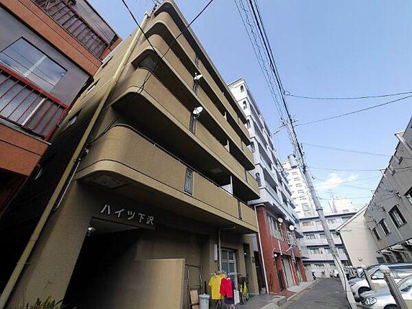 兵庫県神戸市兵庫区下沢通6丁目の賃貸マンション