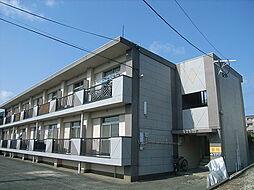 松香台コーポ[2階]の外観