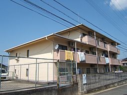 京都府京都市伏見区深草大亀谷東久宝寺町の賃貸マンションの外観