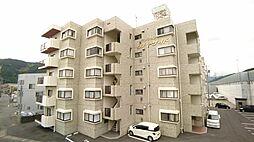静岡県静岡市葵区山崎1丁目の賃貸マンションの外観