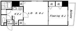 アベニュー高円寺(1802)[403号室]の間取り