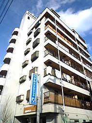 平和マンション[6階]の外観