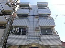 大阪府大阪市住之江区西加賀屋2丁目の賃貸マンションの外観
