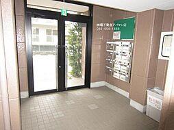 コンフォールパレス[1階]の外観