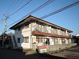 長友平四郎アパート[8号室]の外観