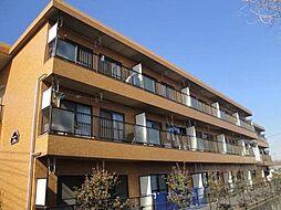 東京都昭島市大神町3丁目の賃貸マンションの外観