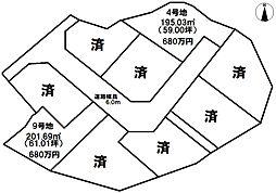 亀山市栄町9区画