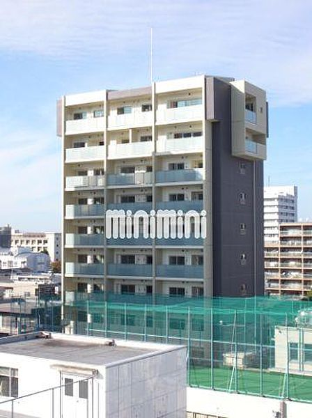 P−SQUARE Shumoku II[3階]の外観