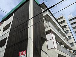 福井マンション[301号室]の外観