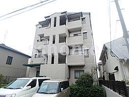 兵庫県神戸市灘区中郷町2丁目の賃貸マンションの外観