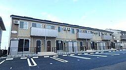 青森県八戸市旭ケ丘1丁目の賃貸アパートの外観