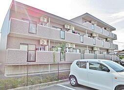 山梨県甲府市高畑2丁目の賃貸マンションの外観