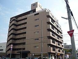 ハッピーコート駅南大路[6階]の外観