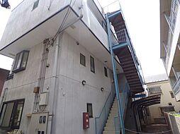 セトルハイツ[1階]の外観