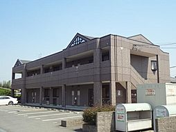 奈良県御所市東辻の賃貸アパートの外観