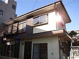 埼玉県ふじみ野市上福岡4丁目の賃貸アパートの外観