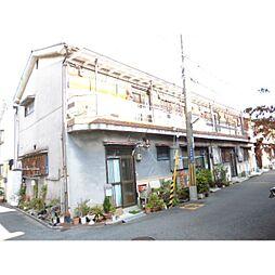 大阪府寝屋川市日新町の賃貸アパートの外観