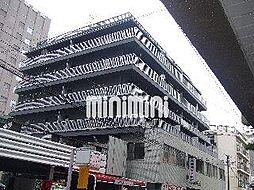 桃李園ビル[4階]の外観