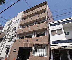 京都府京都市中京区三条大宮町の賃貸マンションの外観