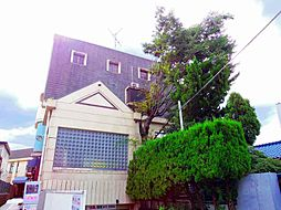 東京都東村山市秋津町5丁目の賃貸マンションの外観